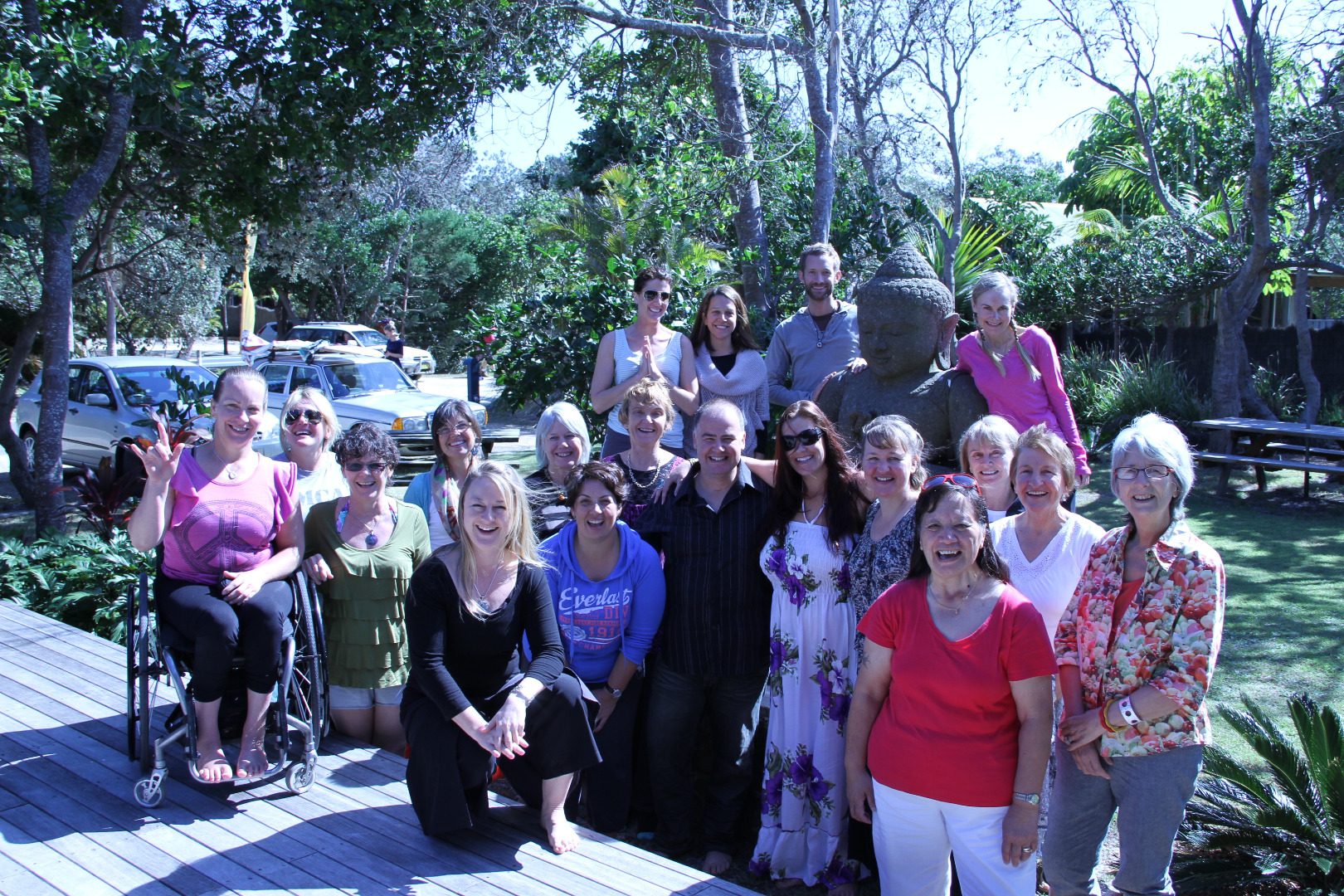 Byron Bay Retreat Group